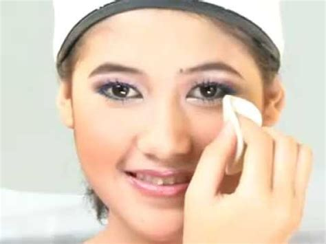 youtube tutorial dandan cara merias wajah sendiri youtube