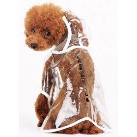 Hooper Jas Hujan Anjing Imut hooper jas hujan anjing imut size l orange jakartanotebook