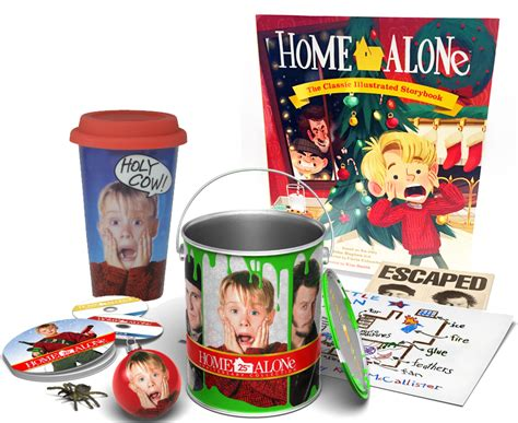 the home alone aftershave contest quirk books