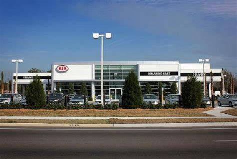 Kia Dealership Orlando Kia East Kia Service Center Dealership Ratings