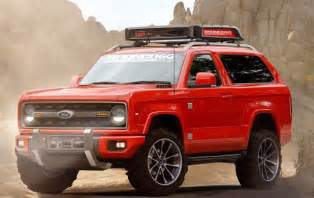 2018 ford bronco price release date specs msrp interior