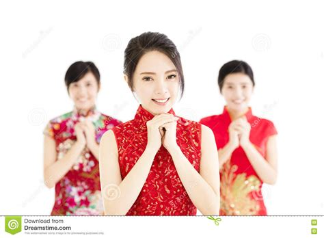 new year greeting gesture happy new year with congratulation gesture