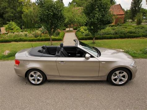 Bmw 1er Coupe Cabrio by Bmw 118d Cabrio Testbericht Auto Motor At