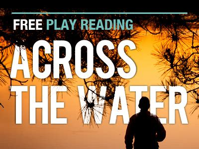 The Web Across The Water across the water free play reading the beast