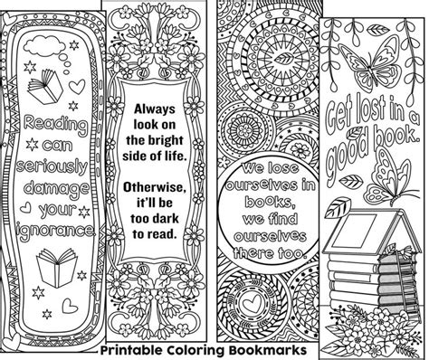 colouring books for adults templates 76 best images about bookmarks coloring pages for adults