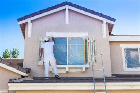 painting a house why you should hire a professional service for exterior