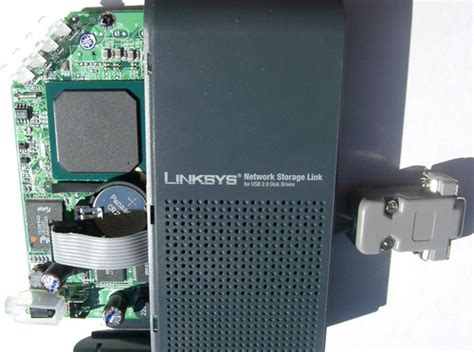 linksys nslu2 diskless system network storage link for usb2 0 disk drives linksys nslu2 network storage link for usb 2 0 disk drives