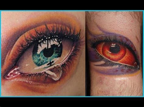 imagenes de ojos para tatuajes video de tatuajes de ojos youtube