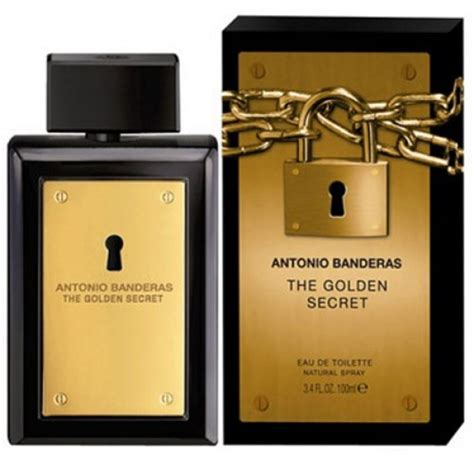 Parfum Antonio Banderas The Golden Secret antonio banderas golden secret eau de toilette 100 ml vapo