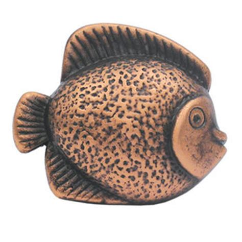 Fish Cabinet Knobs by Cabinet Hardware Fish Shaped Kitchen Cabinet Knob Made