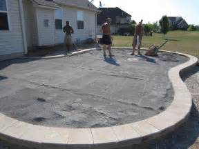Large Paver Patio Large Patio Pavers Patio Design Ideas