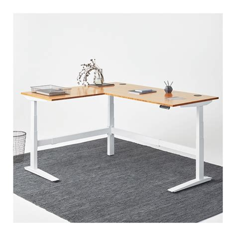 L Shaped Standing Desk by Best L Shaped Standing Desks In Depth Reviews