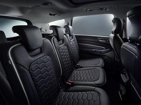 Max Interior by Ford S Max Vignale M 225 Ximo Cuidado En Los Detalles