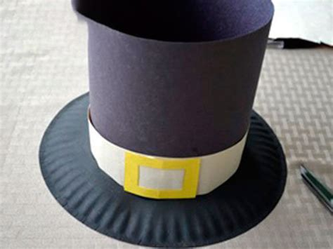 How To Make Paper Pilgrim Hats - 9 easy hat craft ideas for and preschoolers styles