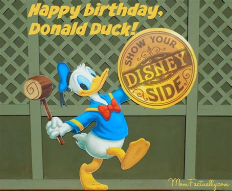 Unique Facts About Donald by 13 Facts About Donald Duck In Honor Of His Birthday