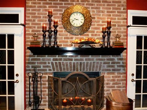 decorative accents ideas tips to make fireplace mantel d 233 cor for a wedding day