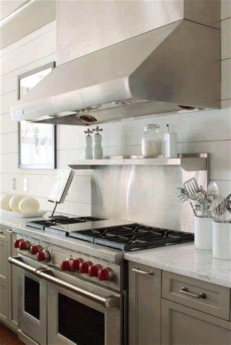 grey kitchen cabinets with stainless steel appliances kitchens benjamin moore gettysburg gray white plank