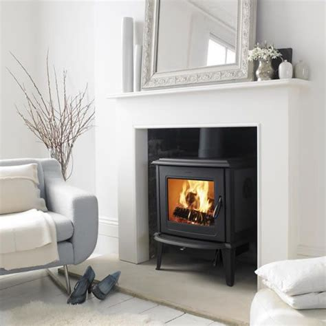 Wood Burning Stove Without Fireplace by Best 25 Log Burner Ideas On Log Burner Living