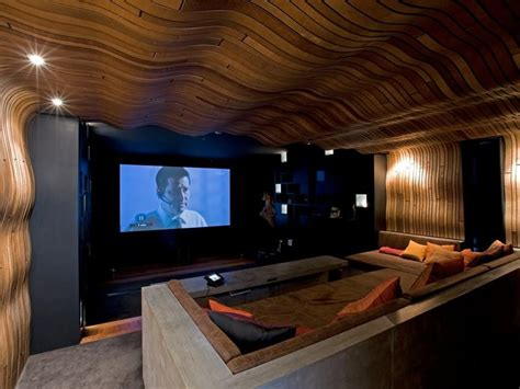 Entertainment Room Ideas | home theatre entertainment room interior design ideas