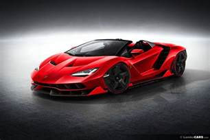 What Is The Lamborghini This Is What Lamborghini Centenario Roadster Should Look Like