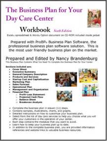 home daycare business plan day care center business plan