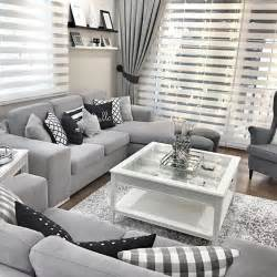 white and grey home decor 25 best ideas about silver living room on