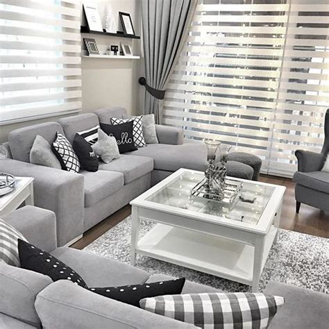 home design grey theme 25 best ideas about silver living room on pinterest