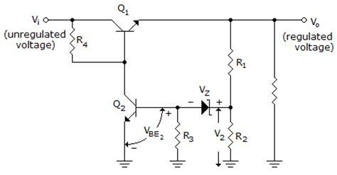 harga transistor c1946 zener diode voltage regulator theory 28 images zener voltage regulator circuit zener wiring