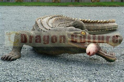 2012 hewan replika buaya untuk kebun binatang bermain id produk 604457471 alibaba