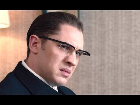gangster movie with tom hardy legend official trailer 2 2015 tom hardy gangster movie