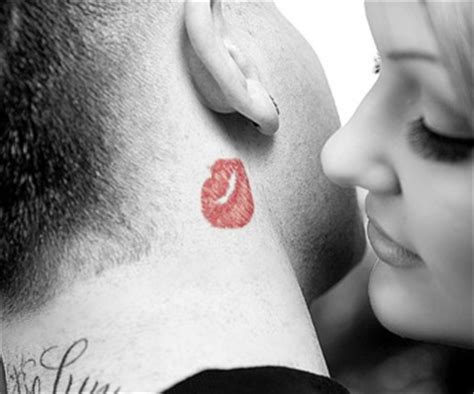 lips tattoo behind the ear meaning ear tattoos tattoo insider