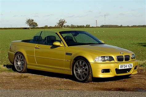 price of used bmw 3 series bmw 3 series m3 convertible from 2001 used prices parkers