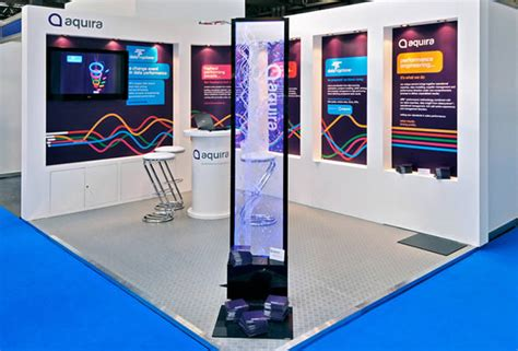 modular exhibition stands amp systems aspect exhibitions