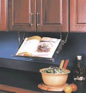 Cabinet Cookbook Holder Cabinet Cookbook Holder In Cookbook Holders And Stands