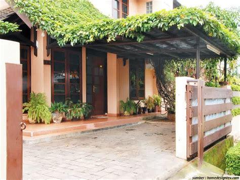 Plastik Untuk Atap Tanaman 6 tanaman pergola yang cocok untuk menghias garasi rumah