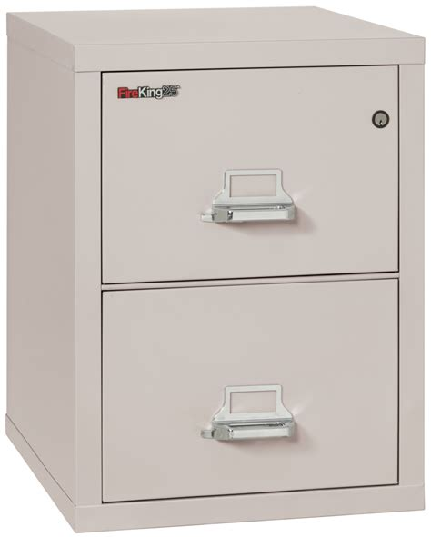 fire king 25 file cabinet fireproof fireking 25 vertical 2 legal file cabinet