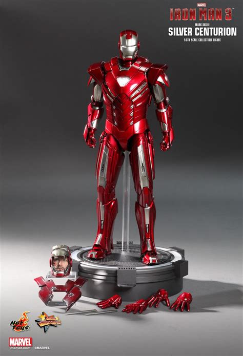 Ironman Silver Centurion Misb wts gt gt toys iron mk iv rod silver centurion dx12 be rbrick enterbay