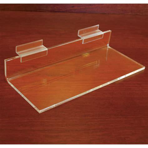 slatwall display shelves acrylic slatwall display shelf retail slatwall displays