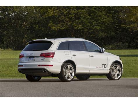 Audi Q7 2014 Interior by 2014 Audi Q7 Interior U S News World Report
