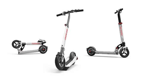 inokim light  elektrikli scooter leopar teknoloji