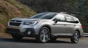 04 Subaru Outback 2018 Subaru Outback Revealed