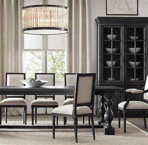 restoration hardware dining room tables 17 best images about dining room on pinterest