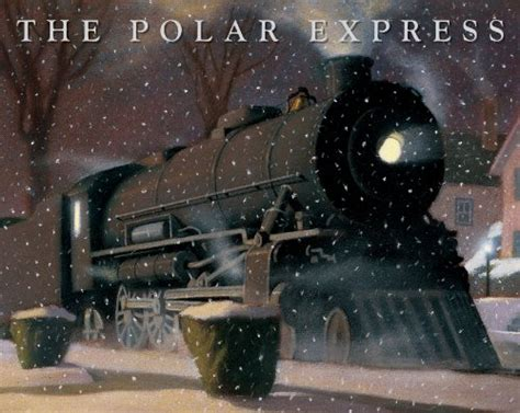 polar express picture book differences between the polar express book vs page 2