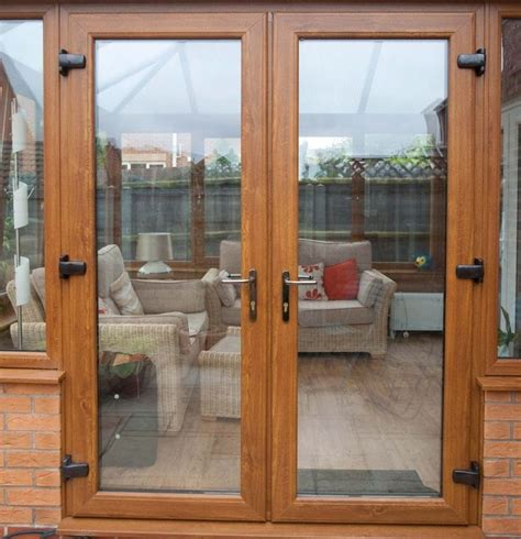 Patio Doors Wooden by Best 25 Doors Patio Ideas On