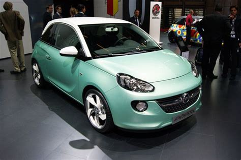 Adam Auto by Vauxhall Adam Oooooo Or This νє 162 нι 162 ℓєѕ