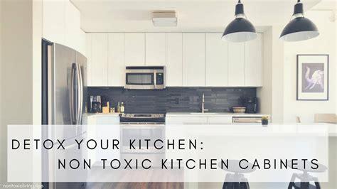 non toxic kitchen cabinets detox your kitchen nontoxic kitchen cabinets non toxic