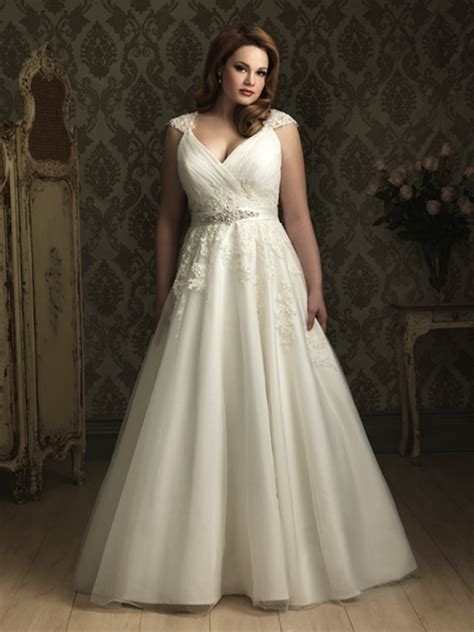 plus size wedding dresses from 10 plus size