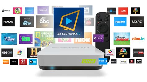 Android Tv Player by Skystream One Media Player Android