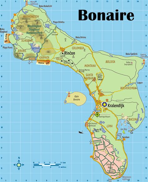 bonaire map bonaire map black zoo