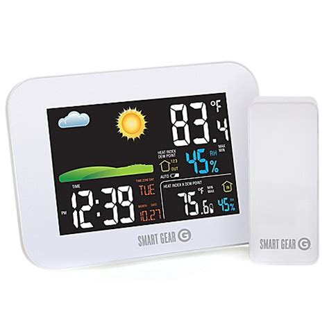 bed bath and beyond college station smart gear weather station bed bath beyond